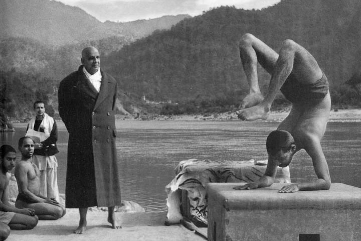 Swami Sivananda is a modern day yoga master who brought yoga to all people.